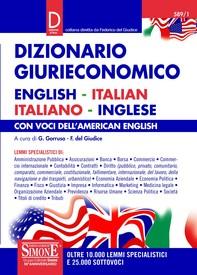 Dizionario Giurieconomico - English-Italian / Italiano-Inglese - Librerie.coop