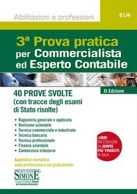 3° Prova pratica per Commercialista ed Esperto Contabile - Librerie.coop