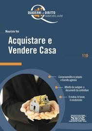 Acquistare e Vendere Casa - copertina