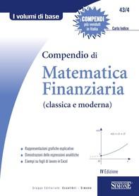 Compendio di Matematica finanziaria (classica e moderna) - Librerie.coop