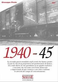 1940-45 - copertina