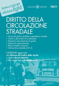 Diritto della Circolazione Stradale - Librerie.coop