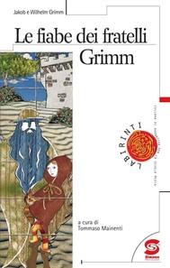 Le fiabe dei fratelli Grimm - copertina