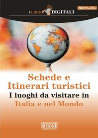 Schede e Itinerari turistici d'Italia e del Mondo - Librerie.coop