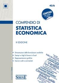 Compendio di Statistica Economica - Librerie.coop