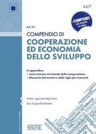 Compendio di Cooperazione ed economia dello sviluppo - Librerie.coop