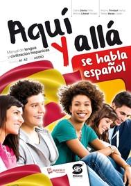 Aquí y allá se habla español - copertina