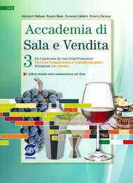 Accademia di sala e vendita 3 - copertina