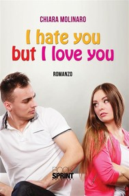 I hate but I love you - copertina