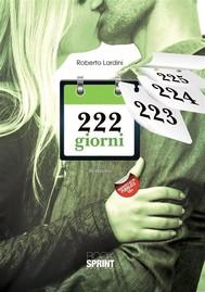 222 giorni - copertina