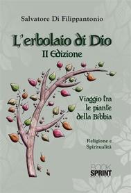 L'erbolaio di Dio (II Edizione) - copertina