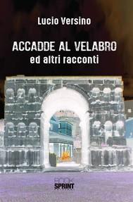 Accadde al Velabro ed altri racconti - copertina