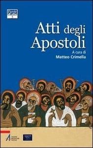 Atti degli Apostoli - copertina