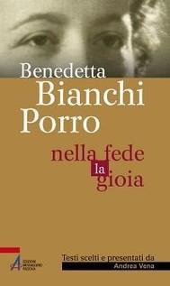 Benedetta Bianchi Porro - Nella fede la gioia - copertina