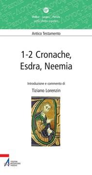 1-2 Cronache, Esdra, Neemia - copertina