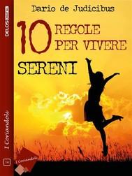 10 regole per vivere sereni - copertina