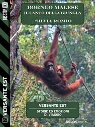 Borneo Malese - Il canto della giungla - copertina