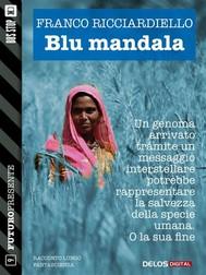 Blu mandala - copertina