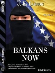 Balkans Now - copertina