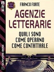 Agenzie letterarie - copertina