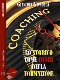Lo storico come coach della formazione - Librerie.coop