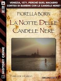La notte delle candele nere - Librerie.coop