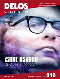 Delos Science Fiction 213 - Librerie.coop