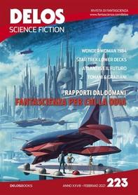 Delos Science Fiction 223 - Librerie.coop