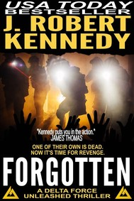 Forgotten - copertina