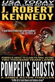 Pompeii's Ghosts - copertina