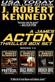 A James Acton Box Set - Books 1-3 - copertina