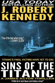 Sins of the Titanic - copertina