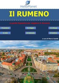 Il Rumeno - La guida linguistica per viaggiare in Romania - Librerie.coop