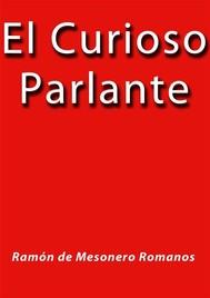 El curioso parlante - copertina