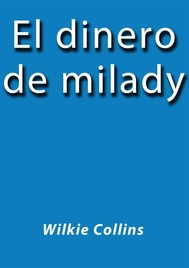 El dinero de milady - copertina