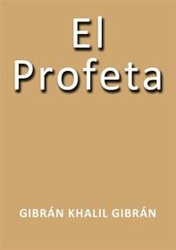 El profeta - Librerie.coop