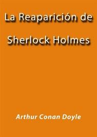 La reaparición de Sherlock Holmes - copertina