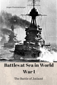 Battles at Sea in World War I - Jutland - Librerie.coop
