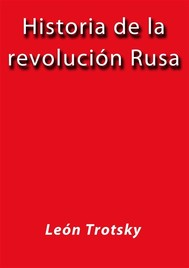Historia de la revolución Rusa - copertina