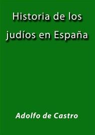 Historia de los judios en España - copertina