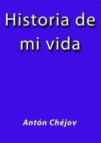 Historia de mi vida - Librerie.coop