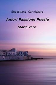 Amori  Passione   Poesie - copertina