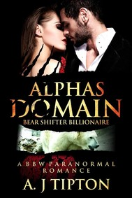 Alpha's Domain: A BBW Paranormal Romance - copertina