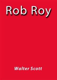 Rob Roy - Librerie.coop