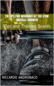 20 tips for Workout at the Gym: Muscle Growth - copertina