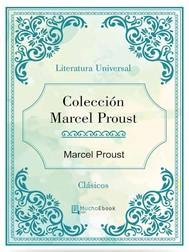 Colección Marcel Proust - copertina