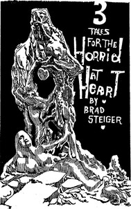 3 Tales for the Horrid at Heart - copertina