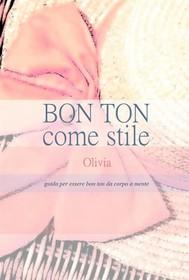 Bon Ton come Stile - copertina
