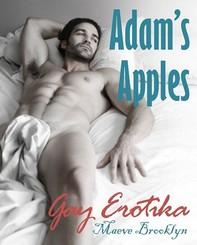 Gay Erotika: Adam's Apples - Librerie.coop