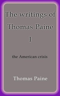 The writings of Thomas Paine I - Librerie.coop